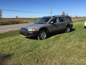 2004 Volvo XC (Cross Country) Familiale