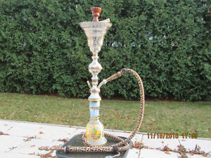 NEW Authentic Khalil Mamoon Egyptian Shisha Hookah Chicha