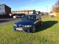 BMW 320d M SPORT YEARS MOT