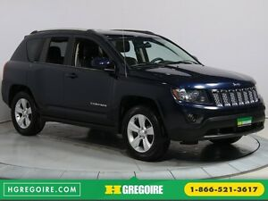2014 Jeep Compass NORTH 4WD AUTO A/C CUIR/TISSU MAGS