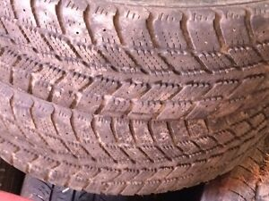 Winter tires for sale on rims  Cornwall Ontario image 4