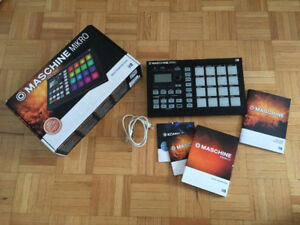 Maschine Mikro and Software
