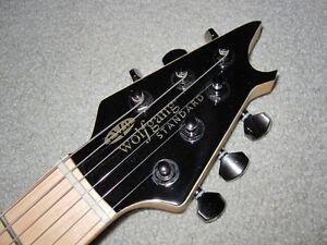 LIKE NEW EVH Wolfgang Standard (Eddie Van Halen) Electric