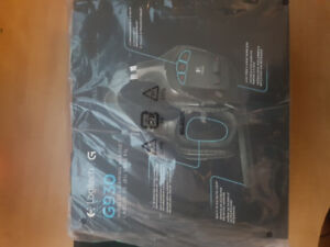 Logitech G930 wireless PC Gaming Headset with 7.1 surround sound