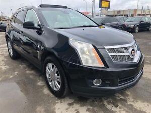 Cadillac SRX 4 AWD Performance 2012