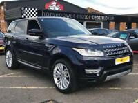 2014 Land Rover Range Rover Sport 3.0 SD V6 HSE 4X4 (s/s) 5dr Diesel blue Automa