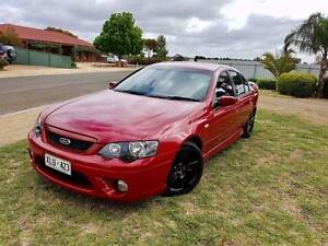 Xr6 BF MK2 6SPD Auto Port Wakefield Wakefield Area Preview