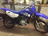 2005 Yamaha ttr125 ( kx cr yz )