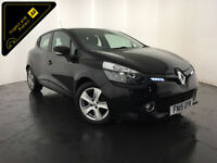 2015 RENAULT CLIO EXPRESSION+ ENERGY DCI SERVICE HISTORY FINANCE PX
