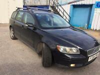 Volvo V50 2.0D 1998cc 2004 SE - Part Ex to Clear