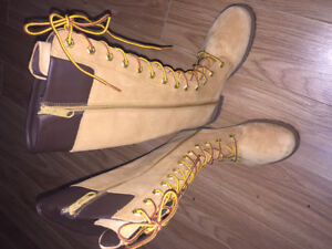 Size 6 women's Timberland boots