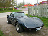1978 25th Anniversary 4 speed L82 Corvette