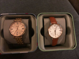 Perfect gift for her:  Unworn women's watches