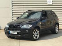 2008 58REG BMW X5 3.0 30d M Sport BLACK DIESEL 5dr NOT Q7 RANGE ROVER