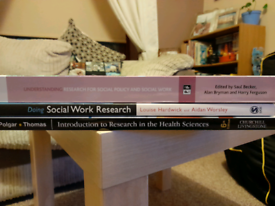 Research and understanding material