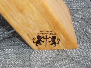 Regent Sheffield Knife Block & Knives - $25.00 Belleville Belleville Area image 4