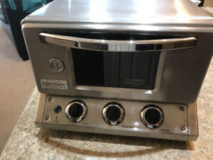 Bravetti Pro Commercially Rated Grill/Convection Oven