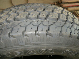 LT245/75R16 NEW  TRAILMASTER 10 PLY TRUCK TIRES