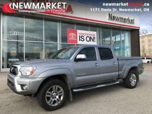 2015 Toyota Tacoma 4X4 Double Cab V6  - one owner - $121.20 /Wk