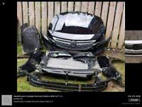 Vauxhall Astra k complete front end black z20r sri elite 16-17