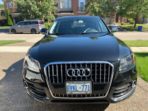 Audi Q5, 2014, low mileage @103k, immaculate condition, $20k