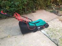 Electric lawn mover (Bosch Rotak 32-12)