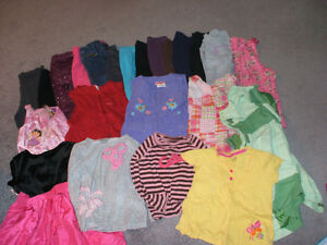 Girls clothes lot 2T,3T,4T Peterborough Peterborough Area image 2