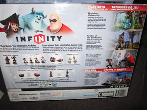 Disney INFINITY Starter Packs for WiiU - new, in opened boxes Kitchener / Waterloo Kitchener Area image 4