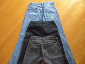 Gap and Tommy Hilfiger Jeans - size 4 West Island Greater Montréal image 2