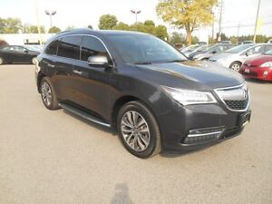 2014 Acura MDX SH-AWD 6-Spd AT w/Tech Package Peterborough Peterborough Area image 8