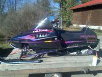Nice sled ! $2000