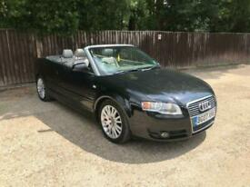 image for 2007 Audi A4 CABRIOLET 2.0 TFSI Sport Cabriolet Multitronic 2dr Convertible Petr