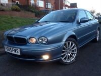 2005 JAGUAR X TYPE 2.0 D SPORT FULL SERVICE HISTORY 1 OWNER FROM NEW