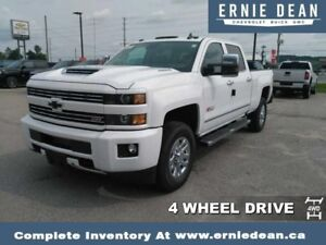 2019 Chevrolet Silverado 3500HD LTZ  - Leather Seats