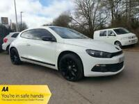 2012 Volkswagen Scirocco GT TDI BLUEMOTION TECHNOLOGY COUPE Diesel Manual