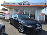 2008 Audi A4 TFSI SE Black Used Car Greater Manchester 1.8 4dr