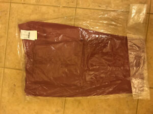 J Crew Cafe Capri Pants in rose - NEW WITH TAGS