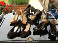 Assorted shoes all size 5