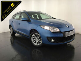 2012 62 RENAULT MEGANE EXPRESSION PLUS DCI 1 OWNER SERVICE HISTORY FINANCE PX