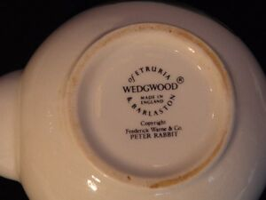 Wedgwood Peter Rabbit Teapot London Ontario image 7