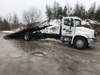 Experienced tow truck operator.