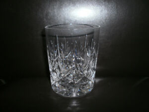 Birks Crystal Mixed Drink Glasses