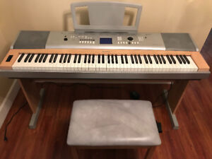 Barely Used, like new Yamaha-DGX-620-Portable-Grand-Keyboard