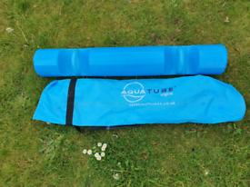 Aquatube free weight excercise equipment