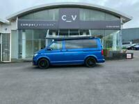 VW T6.1 Campervan 2020 HIGHLINE 2k miles AIR CON | Cruise | Starry Night Ceiling