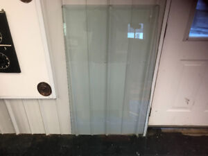 Tempered Glass 2ft x 4ft x 1/2 thick