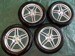FORD RIMS AND SNOW TIRES