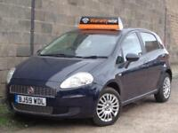 2009 Fiat Grande Punto 1.4 5dr Dynamic***GENUINE LOW MILES 36 K + MUST VIEW***