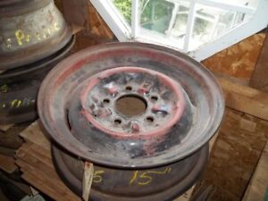 Wheels Pontiac 1937, 1947 and 1950,51,52,53 1954 size 15&16 in.