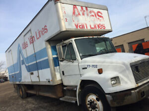 1999 Freightliner FL80  28ft certified and Etested for $6950